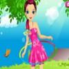 Hula Hoop Dress Up