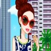 Street Fashion Girl